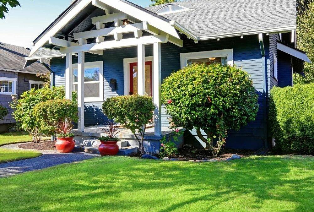 Enhance Curb Appeal with These Landscape Design Remodel Ideas