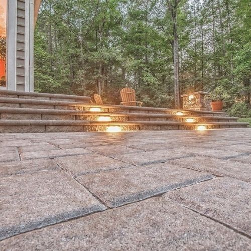 Can Patio Pavers Be Installed Over An Existing Concrete or Asphalt Patio?